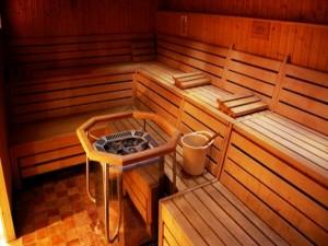 07. Finnische Sauna im Hotel San Remo