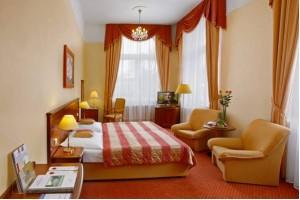 Danubius Health Spa Resort Centralni Lazne - санаторно-гостиничный комплекс