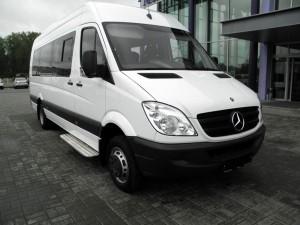 Перевозки на микроавтобусе в Европу