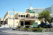 """Гостиница """"Tsell Harim"""" - единственный трех звездочный отель курорта Эйн-Бокек расположенный на берегу Мертвого моря, с собственным пляжем."""