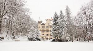 """Отель """"Вилла Ritter"""" находится в одной из самых живописных частей города Карловы Вары, в зоне парков и вилл"""