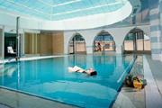"""Гостиница """"SPA Club Dead Sea"""" - расположена между подножием Иудейских гор и побережьем Мертвого моря"""