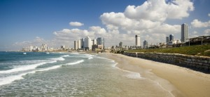 david-intercontinental-tel-aviv-beach